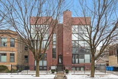 2143 W Lyndale Street UNIT 1E, Chicago, IL 60647 - #: 10645825