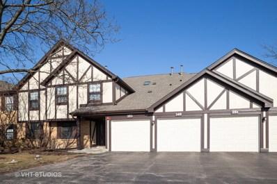 351 Elizabeth Drive UNIT B, Wood Dale, IL 60191 - #: 10645855