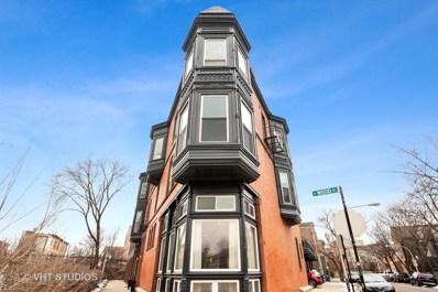 1313 N Wood Street UNIT 1, Chicago, IL 60622 - #: 10646173