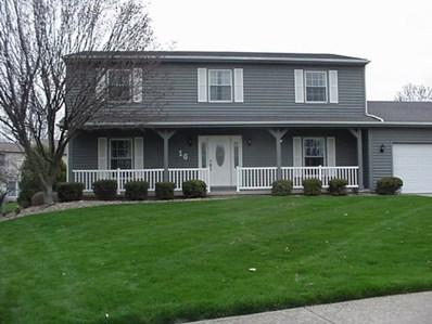 16 Gloucester Circle, Bloomington, IL 61704 - #: 10646574