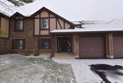 1712 Lakecliffe Drive UNIT A, Wheaton, IL 60189 - #: 10646712