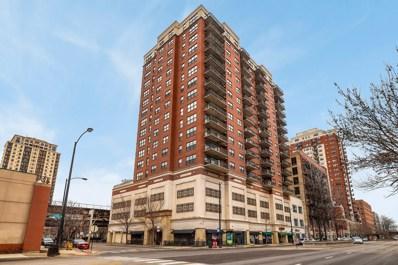 5 E 14th Place UNIT 603, Chicago, IL 60605 - #: 10646997