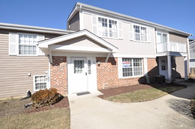 1646 Timber Trail UNIT 6-C, Wheaton, IL 60189 - #: 10647055