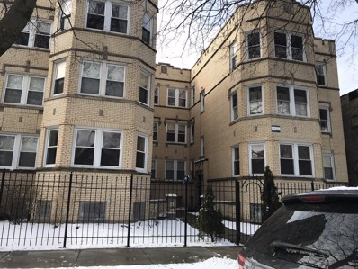 6314 N Fairfield Avenue UNIT 3B, Chicago, IL 60659 - #: 10647219