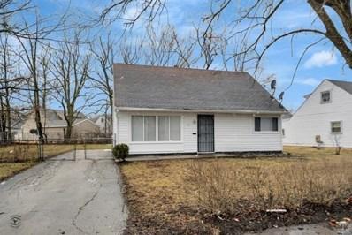 275 Arrowhead Street, Park Forest, IL 60466 - #: 10647246