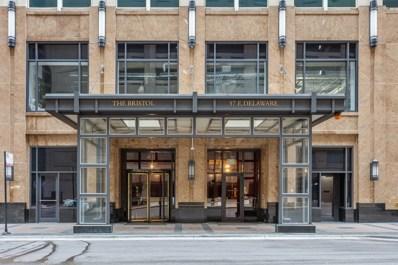 57 E DELAWARE Place UNIT 1305, Chicago, IL 60611 - #: 10647452
