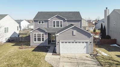 1710 BURSHIRE Drive, Plainfield, IL 60586 - #: 10647837