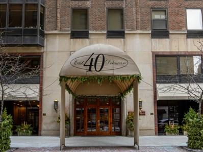 40 E Delaware Place UNIT 503, Chicago, IL 60611 - #: 10650210