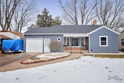 309 Schryver Avenue, Woodstock, IL 60098 - #: 10650469
