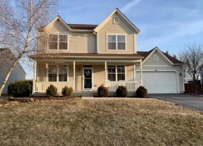 362 Kensington Drive, Oswego, IL 60543 - #: 10650758