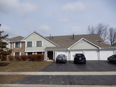 830 yosemite Trail UNIT 7, Roselle, IL 60172 - #: 10651899