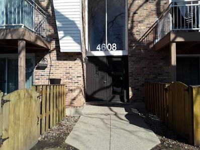 4608 Euclid Avenue UNIT 2A, Rolling Meadows, IL 60008 - #: 10653317