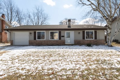 1305 Newcastle Lane, Hoffman Estates, IL 60169 - #: 10653692