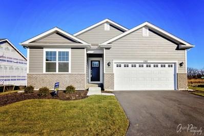 1361 Redtail Lane, Woodstock, IL 60098 - #: 10653910