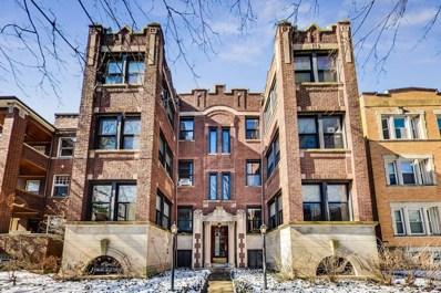 6338 N Wayne Avenue UNIT 1, Chicago, IL 60660 - #: 10654000