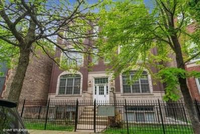 2156 W Ohio Street UNIT 1W, Chicago, IL 60612 - #: 10654232