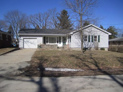 124 RAY Street, Poplar Grove, IL 61065 - #: 10655431