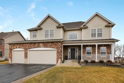 25800 Campbell Lane, Plainfield, IL 60585 - #: 10655848