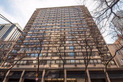33 E Cedar Street UNIT 17E, Chicago, IL 60611 - #: 10655879