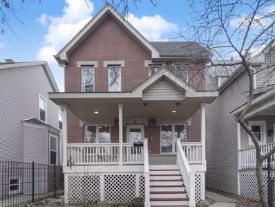 2237 N Monticello Avenue, Chicago, IL 60647 - #: 10656517