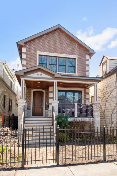 3445 N Hamilton Avenue, Chicago, IL 60618 - #: 10656547