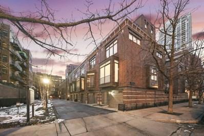 310 N Clinton Street UNIT F, Chicago, IL 60661 - #: 10656823