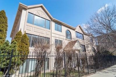 2112 W Armitage Avenue UNIT GS, Chicago, IL 60647 - #: 10657222