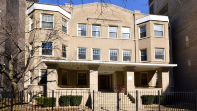 928 W EASTWOOD Avenue UNIT 3W, Chicago, IL 60640 - #: 10657269