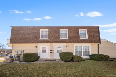 1545 Woodcutter Lane UNIT C, Wheaton, IL 60189 - #: 10657571