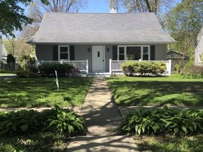 502 S Woodlawn Street, Wheaton, IL 60187 - #: 10657791