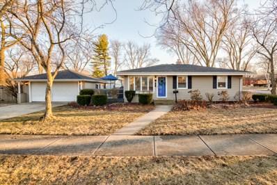 521 S Dorchester Avenue, Wheaton, IL 60187 - #: 10658374