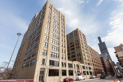 728 W JACKSON Boulevard UNIT 315, Chicago, IL 60661 - #: 10659784