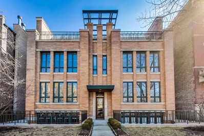3351 N Seminary Avenue UNIT 4, Chicago, IL 60657 - #: 10660647