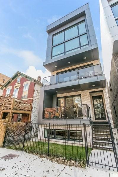 1537 W Fry Street UNIT 1, Chicago, IL 60642 - #: 10660792