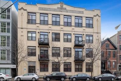 1521 W HADDON Avenue UNIT 4C, Chicago, IL 60642 - #: 10661448