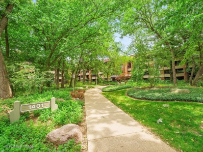 1401 Burr Oak Road UNIT 201C, Hinsdale, IL 60521 - #: 10662193