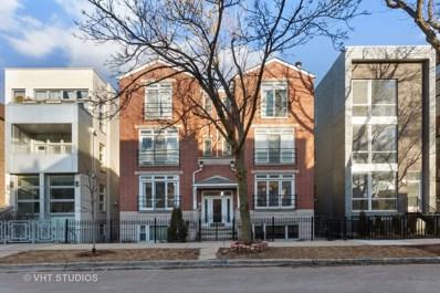 2333 N Leavitt Street UNIT 1S, Chicago, IL 60647 - #: 10662544