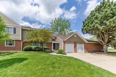 1078 Hidden Lake Drive UNIT 1078, Buffalo Grove, IL 60089 - #: 10662692