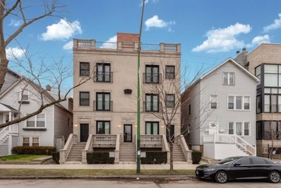 2851 N ASHLAND Avenue UNIT 3, Chicago, IL 60657 - #: 10662891