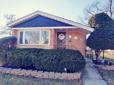 628 Morris Avenue, Bellwood, IL 60104 - #: 10663376