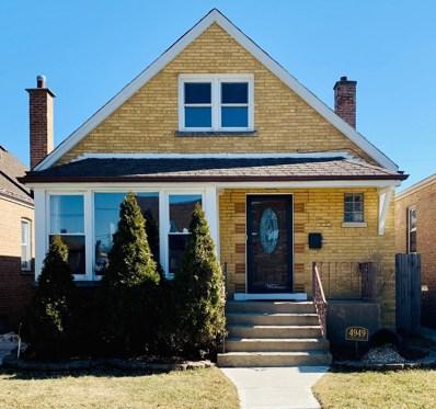 4949 S Lamon Avenue, Chicago, IL 60638 - #: 10663428
