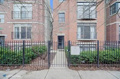 1425 W Fillmore Street UNIT 3, Chicago, IL 60607 - #: 10664345
