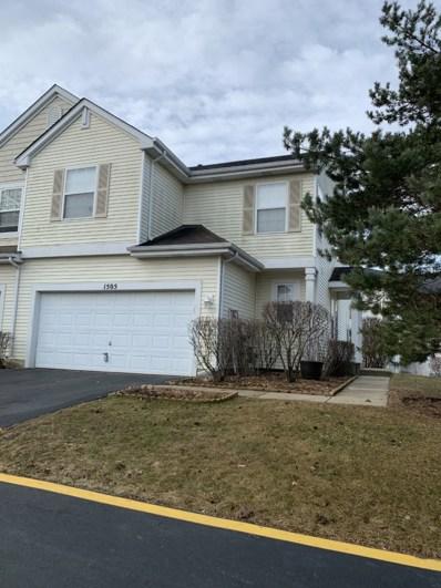 1505 Meadowsedge Lane, Carpentersville, IL 60110 - #: 10664363