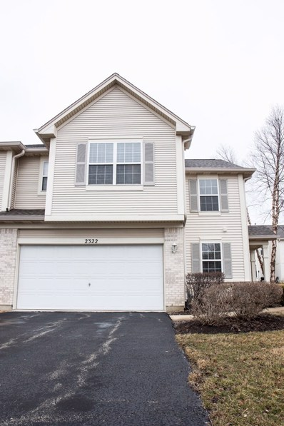 2322 Sunrise Circle UNIT 2322, Aurora, IL 60503 - #: 10664399