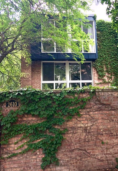 2610 N Orchard Street UNIT F, Chicago, IL 60614 - #: 10664816
