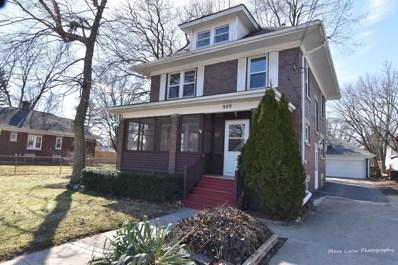 909 S 4th Street, Aurora, IL 60505 - #: 10665532