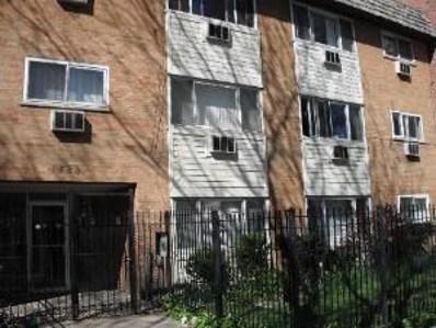 1508 W Pratt Boulevard UNIT 2B, Chicago, IL 60626 - #: 10666941