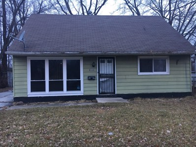 236 Allegheny Street, Park Forest, IL 60466 - #: 10668211