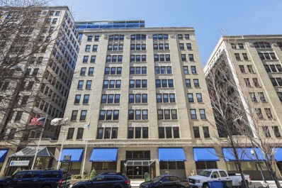 680 S FEDERAL Street UNIT 501, Chicago, IL 60605 - #: 10668357