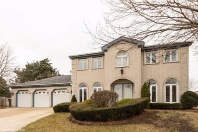 13498 Feather Court, Orland Park, IL 60462 - #: 10668434